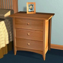 Free Shaker Style Furniture Plans Woodworker Magazine